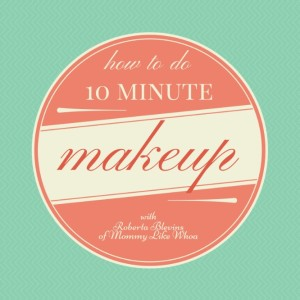 How to do 10 Minute Makeup