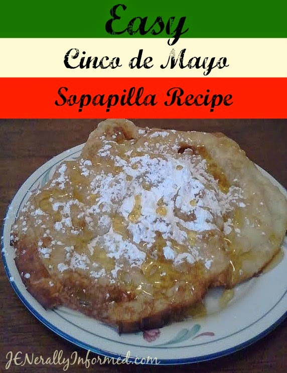The easiest and most delicious sopapilla recipe ever!