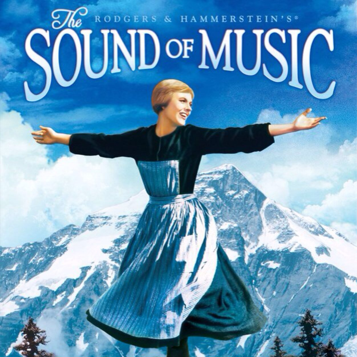 Image result for julie andrews in the sound of music