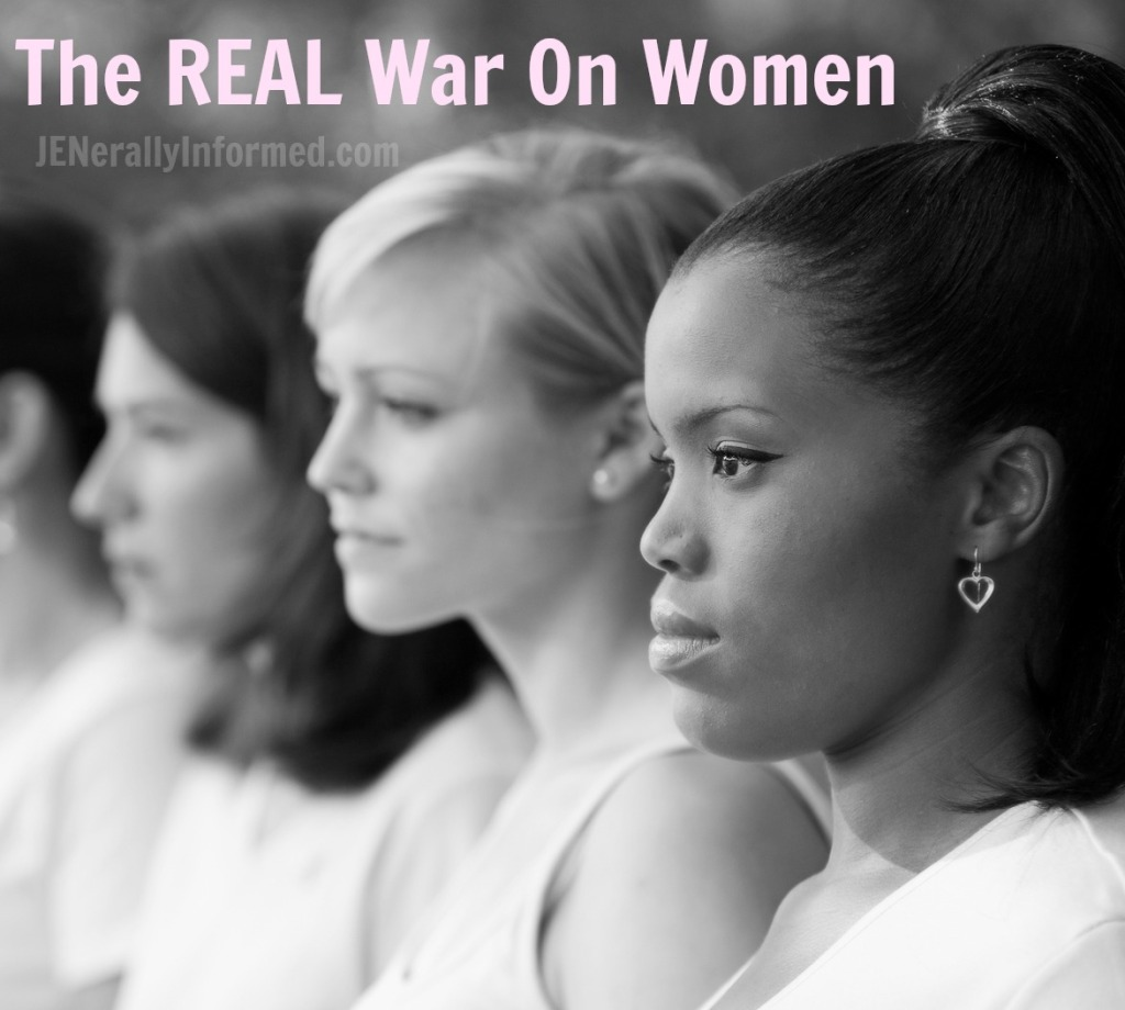 not a war on women a