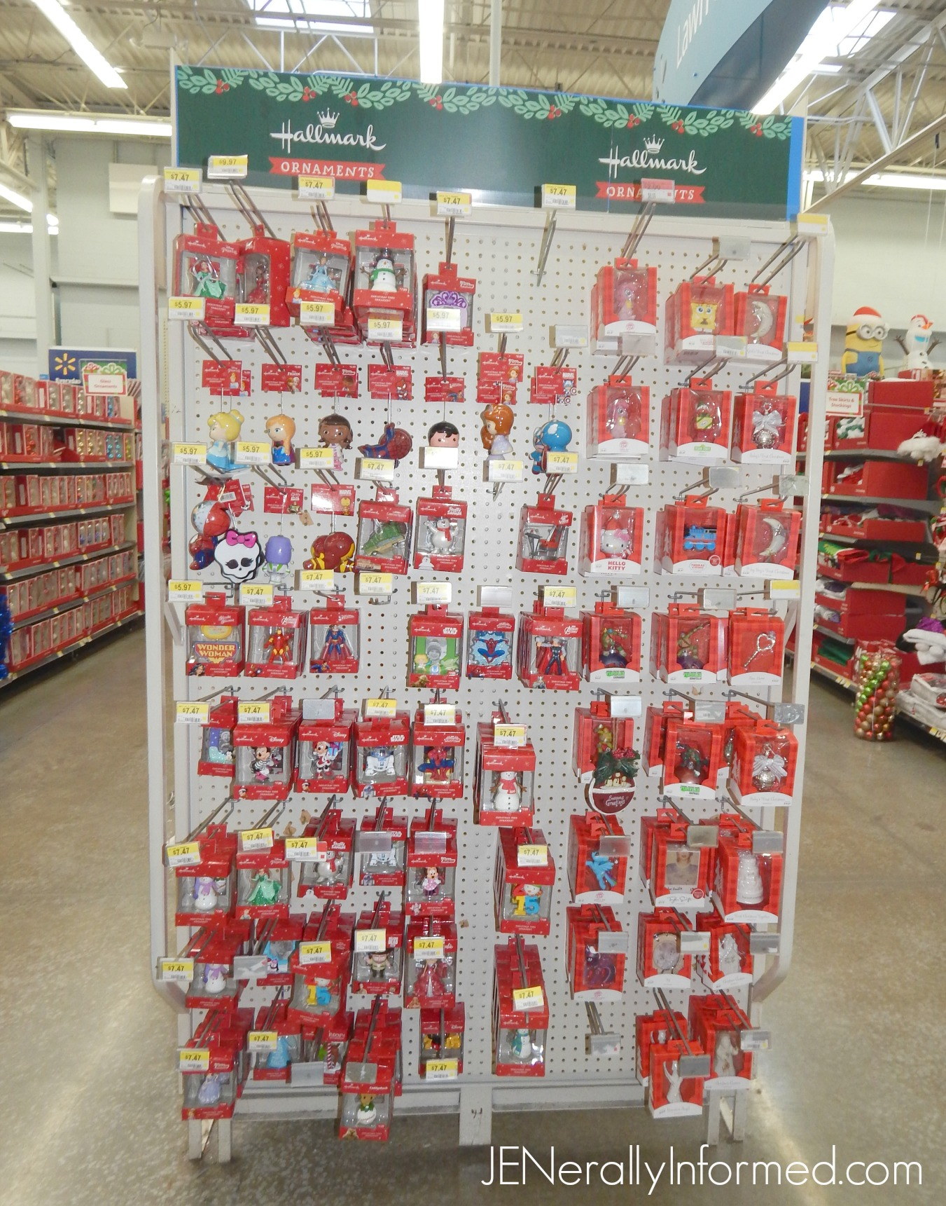 If you would like to add to your Hallmark ornament collection, Walmart has 16 exclusives including resin figurines, Holiday Barbie, new deco figurines and ...