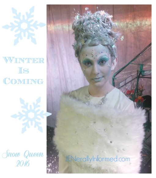 Long Live The Snow Queen!