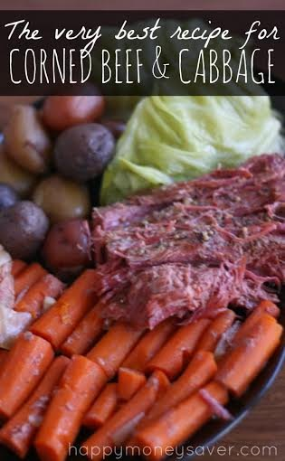 The very best recipe for corned beef and hash!