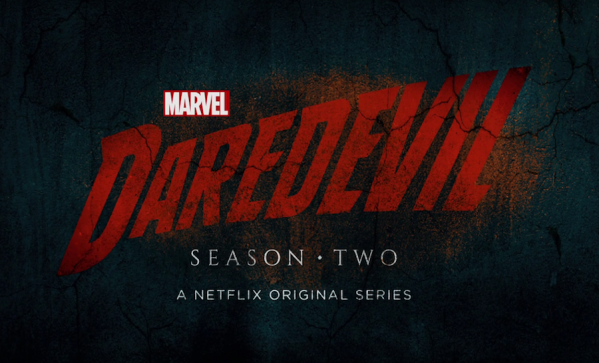 Daredevil Season #2 comes to netflix on March 16th!