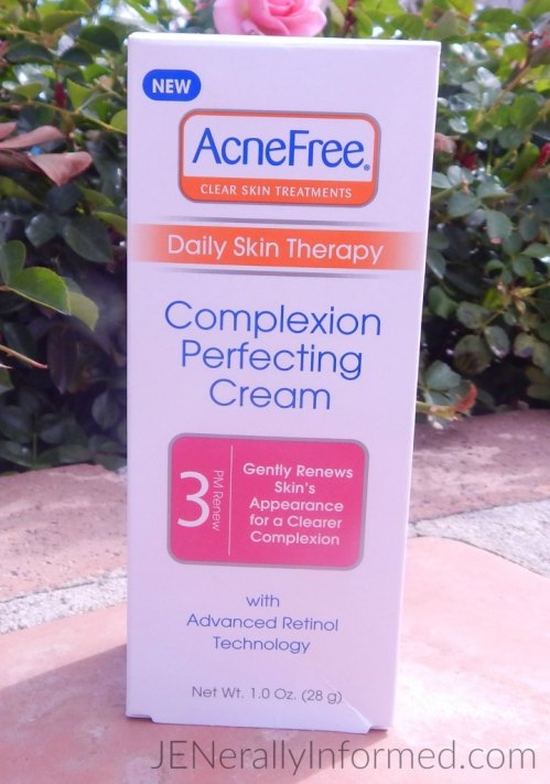 Put Your Best Face Forward! #acnefree123
