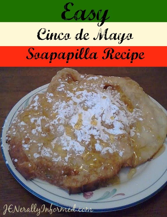 Lean how to make the easiest and most delicious sopapillas ever!