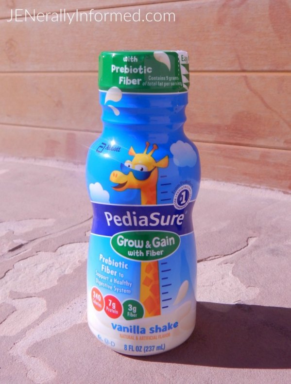 My plan for helping my little princess gain weight with PediaSure Grow & Gain #2PerDay
