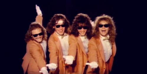 1980s Music Videos My Mother Should Have Never Let Me Watch from Maple Brown Sugar.