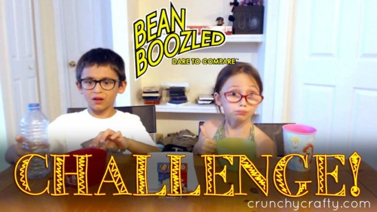 Crunchy Crafty Kids Get Beanboozled from Crunchy, Crafty, and Highly Caffeinated.
