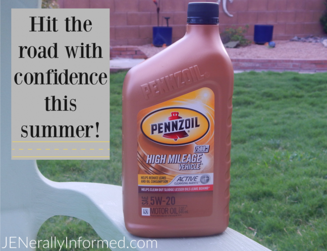 Hit the road with confidence this summer #RoadTripOil #CollectiveBias @Walmart #ad