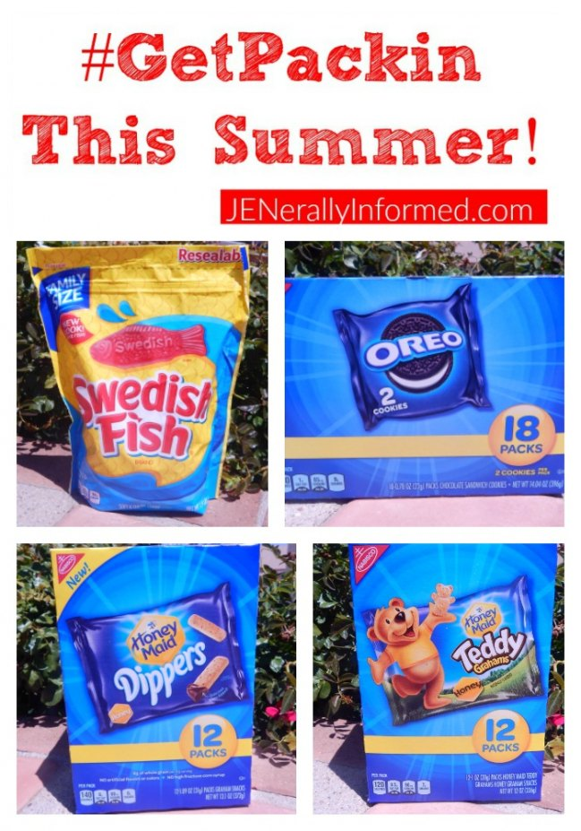 How to prep and #GetPackin for summer road trips! #ad @walmart