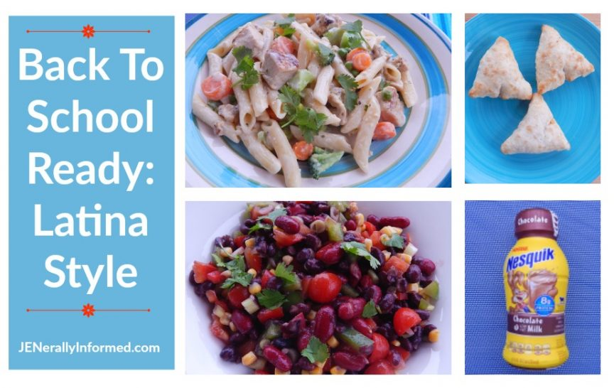 Here's how to be Back To School Ready: Latina Style #BackToSchoolReady #MyColectiva #ad