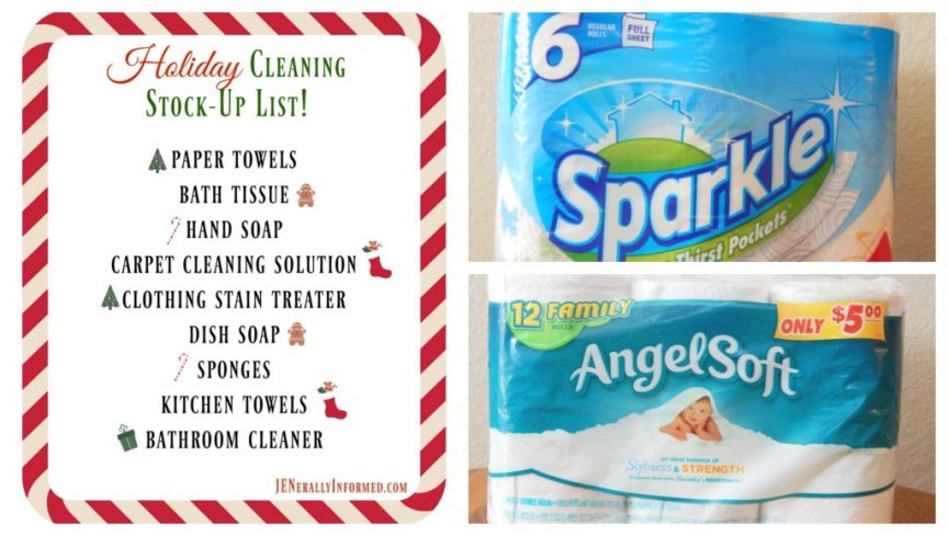 #CelebrateClean this holiday season! #ad