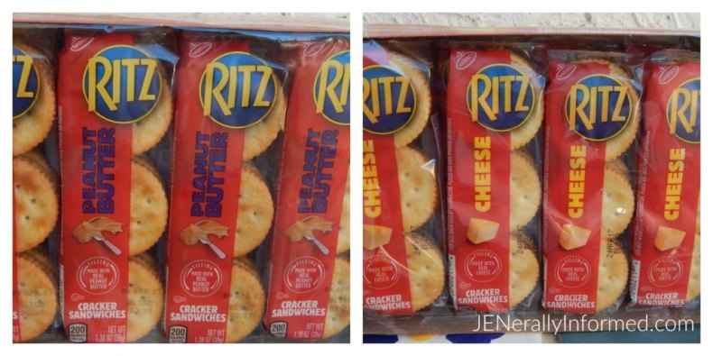 How to be #RitzFilledNotHangry #kids #moms #hacks #goodideas #ad