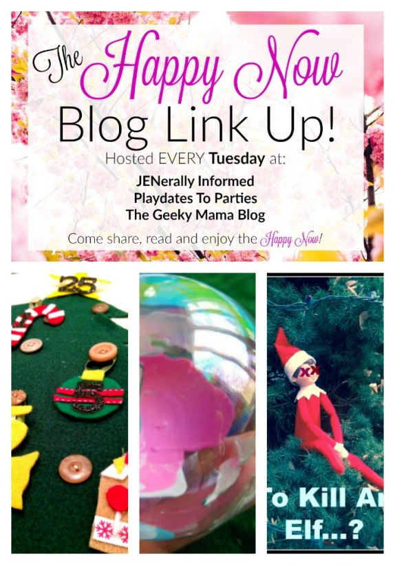 Check out these Happy Now Link Up #38 Features!