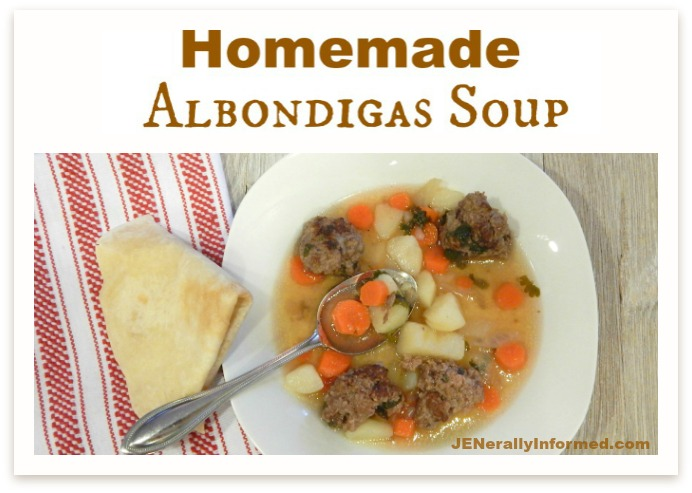 Learn how to make homemade #albondigas #soup just like a #latina #cooking #recipes!