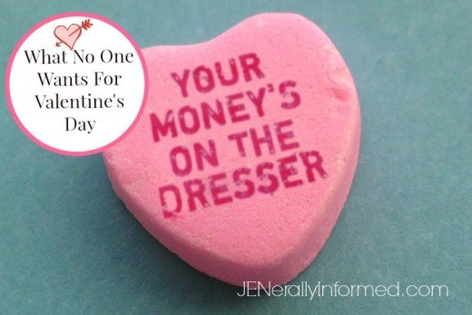 A lively discussion of what not to give your Valentine this year moderated by Jensguy and Punxsutawney Phil!