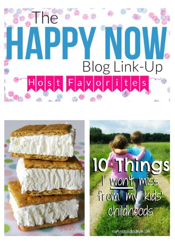 Congratulations to the Happy Now Link Up #44 features!