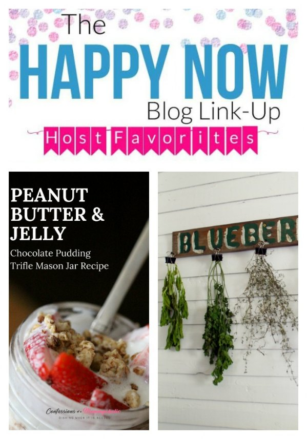 Check Out The Happy Now Link-Up #43 Host Favorites!