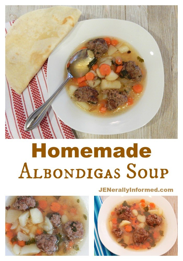Learn how to make homemade Albondigas soup just like a Latina!
