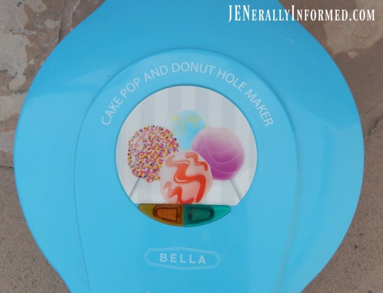 Learn how to make delicious red velvet cake mix donut holes with a Bella cake pop and donut hole maker!