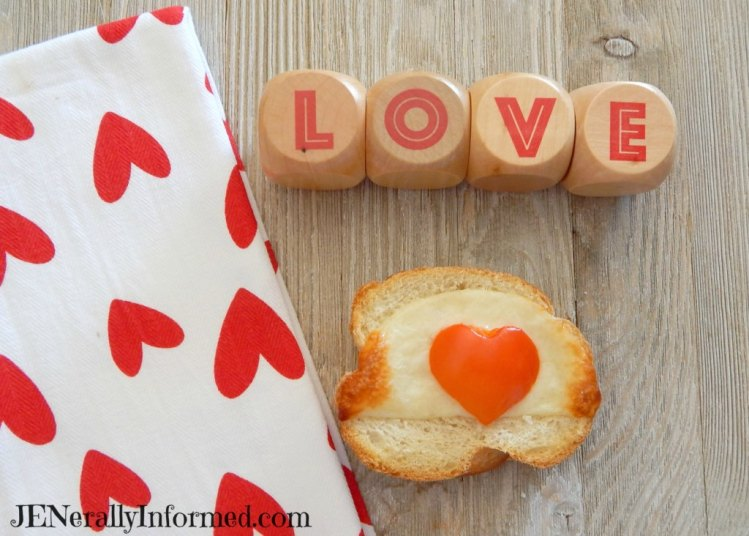 Learn how to make easy homemade meatballs and heart shaped french bread slices perfect for your Valentine!