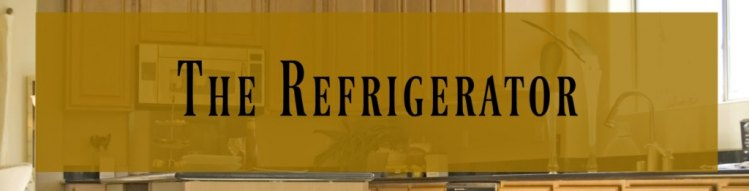 Tips everyone should know for managing, cleaning and organizing your refrigerator!
