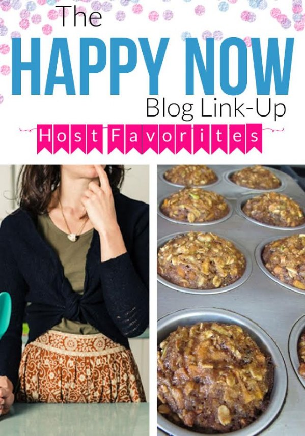 Check out the Happy Now Link-Up #46 Host Favorites!