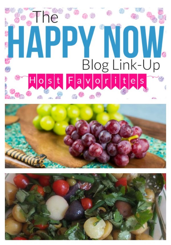 Take a look at the Happy Now Link-Up #48 Host favorites!