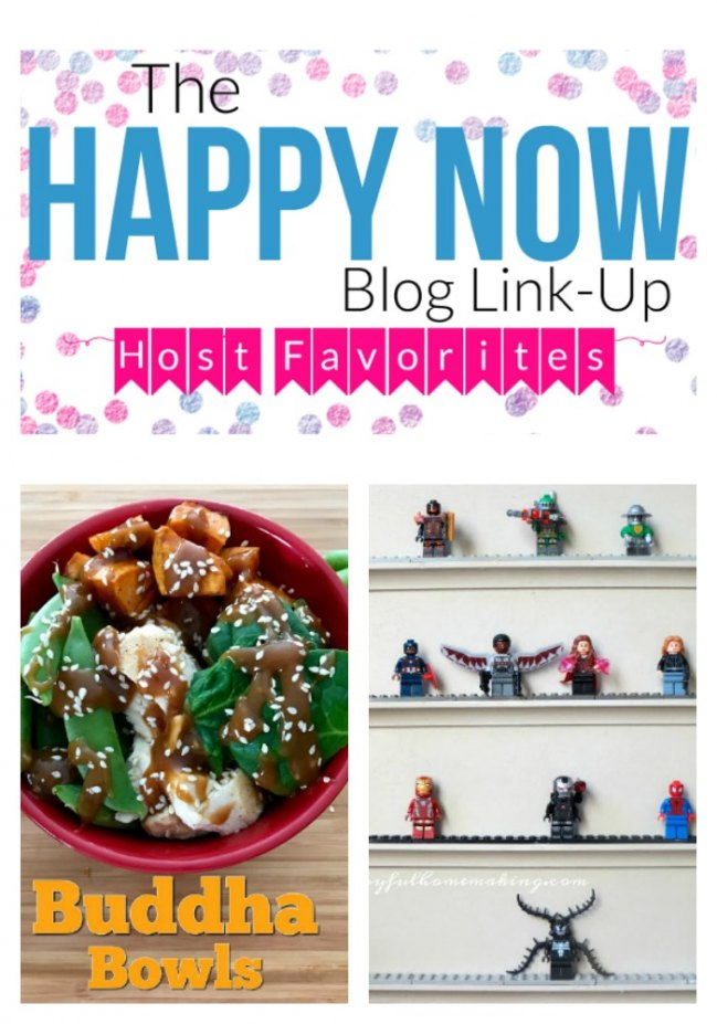 Take a look at the Happy Now Link-Up #49 Host Favorites!