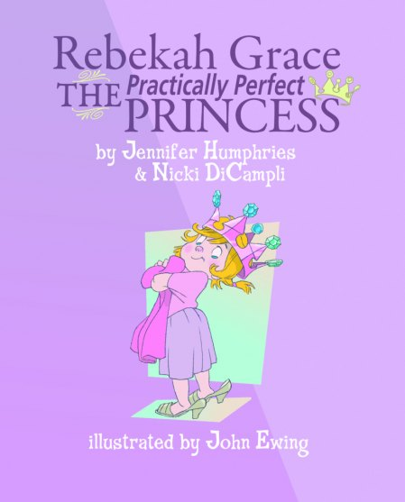 You don't have to be perfect ot be a Princess! Come fall in love with the story of the Practically Perfect Princess.