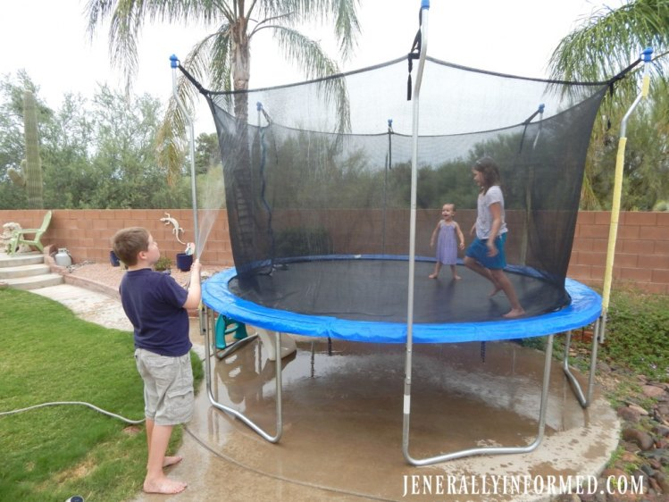Get ready for summer with these water play ideas!
