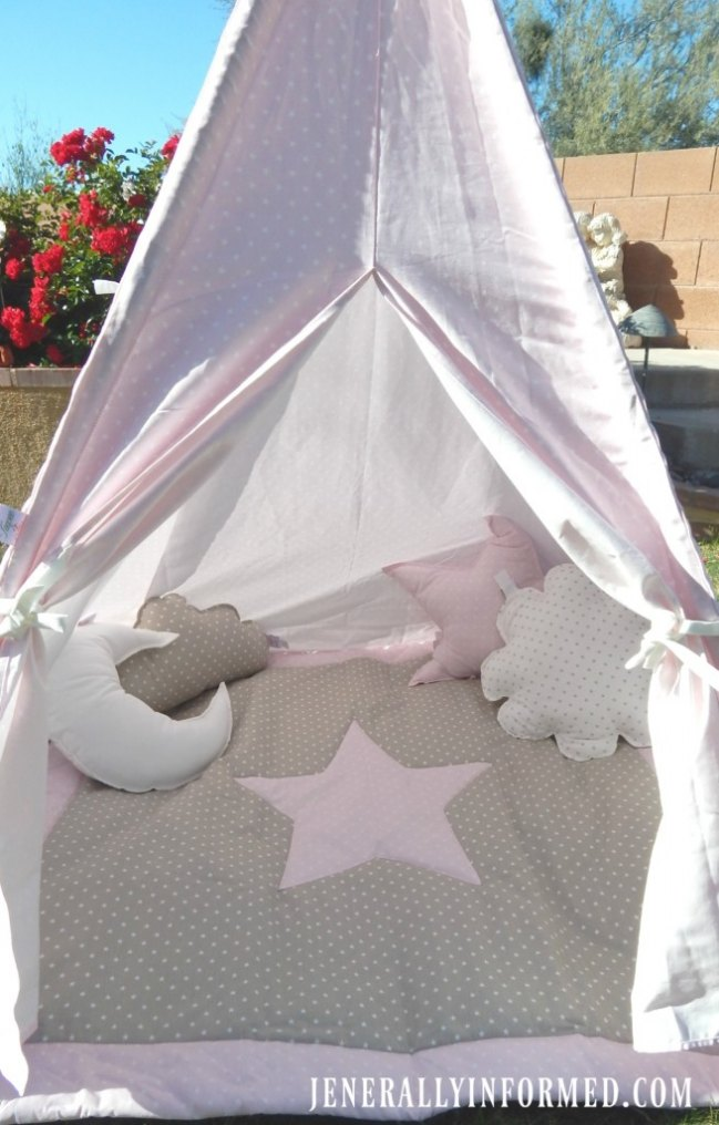 Are you on the fence about buying a teepee from TeePee Joy? Here is what you need to know.