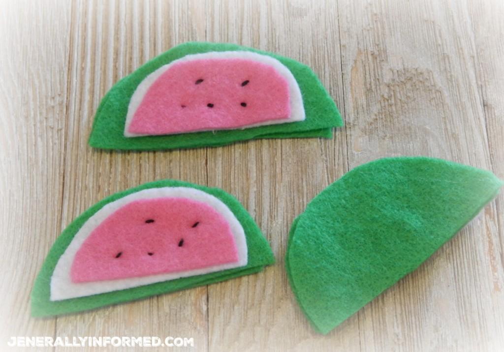 Make Summer Fabulous With A DIY Watermelon Headband ...