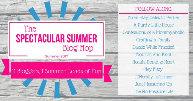 11 Bloggers. 1 Summer. Loads of fun!