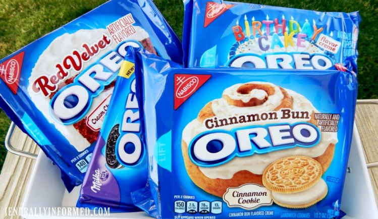 "Make Your Summer ""WonderFilled""! #EnterTheWonderVault #ad #Kroger @OREO"