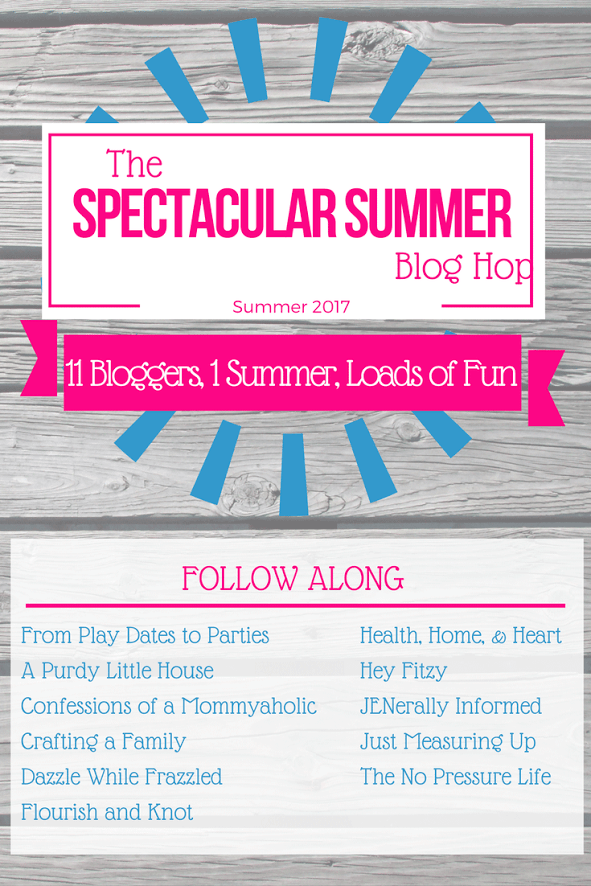 Eleven bloggers, 1 summer. Loads of fun!