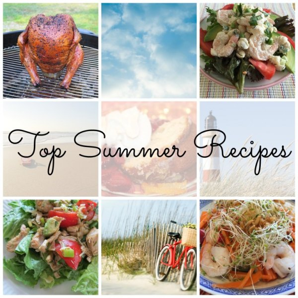 Top 16 Summer Recipes From Nancy On The Home Front.