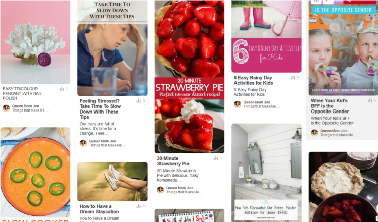 Best of The Happy Now Pinterest Board! Make sure to follow it!
