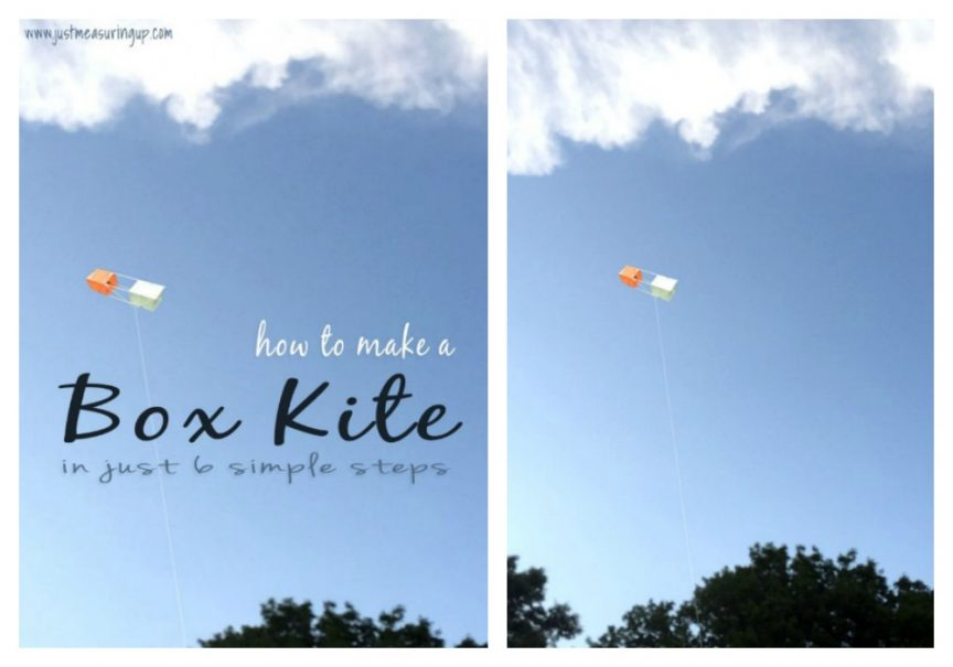 How To Make A Box Kite In 6 Simple Steps