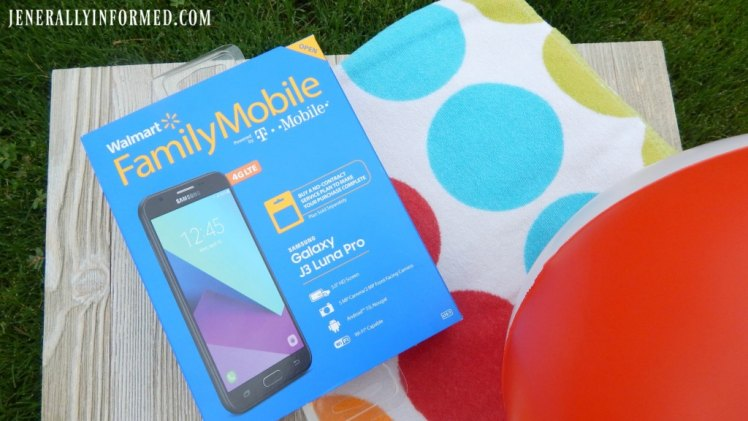 Make Summer Better With Walmart Family Mobile! #SummerIsForSavings #CollectiveBias #WFM3 @FamilyMobile