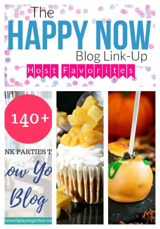 Congratulations Happy Now Link-up week #83 faves and features!