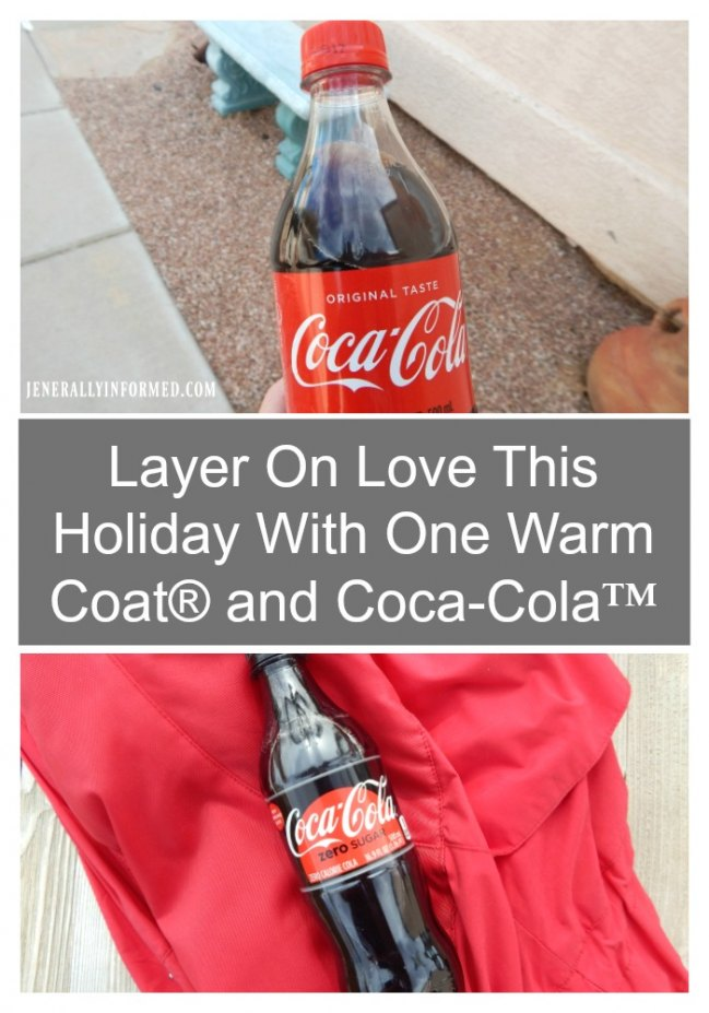 #LayerOnLove this Holiday and give a coat to those in need! @Walmart #ad