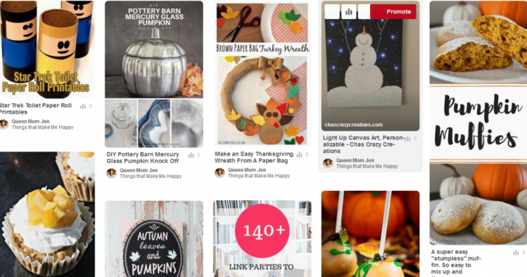 Make sure to check out and follow our Happy Now Link-up Pinterest boards!