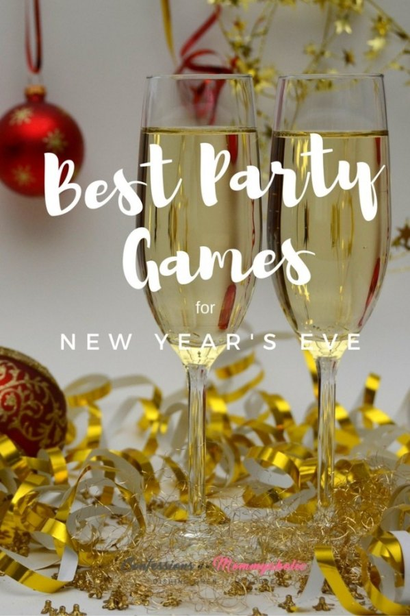 New Years Eve Best Party Games From Confessions Of A Mommyaholic.