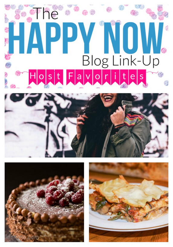 Congrats Happy Now Link-up week #91 faves and features!