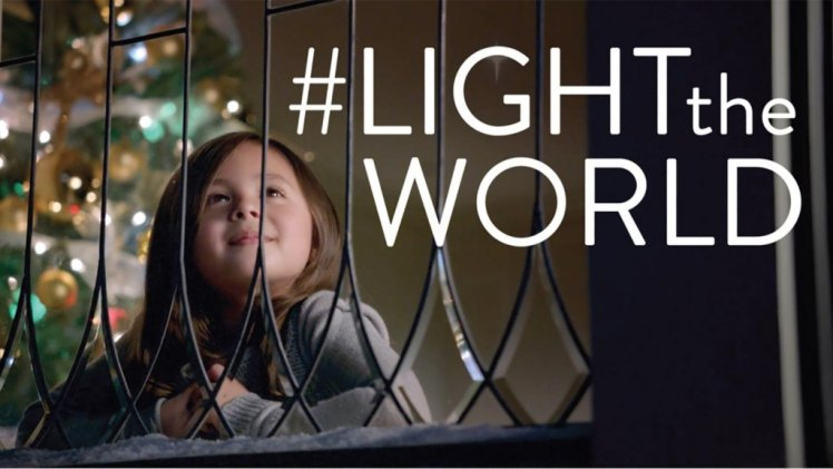 A story about service and lighting the world one cupcake at a time. #LightTheWorld #FeedTheHungry