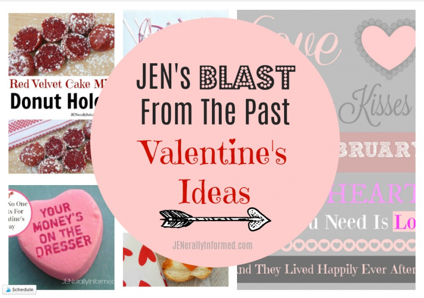 Looking for some Valentine's Day inspiration? Make sure to check out this post!