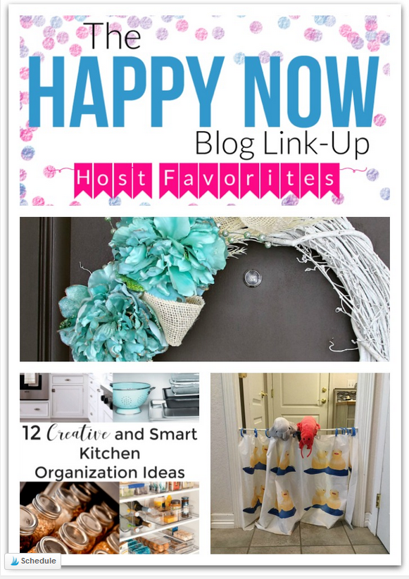 Congrats Happy Now Link-up week #96 faves and features!