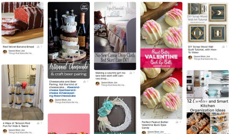 Make sure to follow our all things Happy Now Link-Up Pinterest boards!